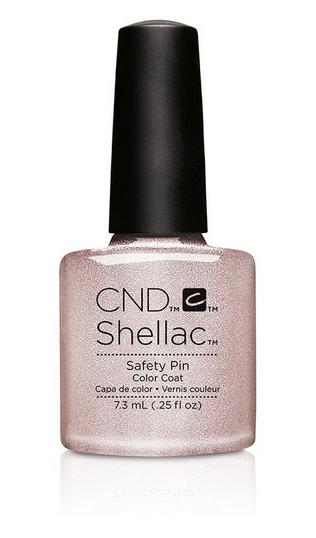 Safety Pin Contradictions collection lakier CND Shellac ...